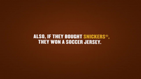 Snickers: COLUMBIA, THE OFFICIAL SOCCER TEAM OF CONFUSION [video] Film by Proximity Bogota