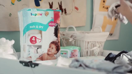 Lidl: Nappies Film by TBWA\ London