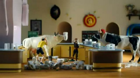 Cravendale: Bad Bull Film by Wieden + Kennedy London