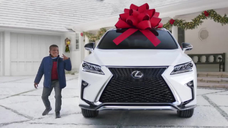 Lexus: Stunned Film by Anonymous Content, Team One Los Angeles