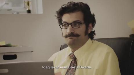 TCO trade union: Like a Swede Film by ANR BBDO Stockholm, B-Reel