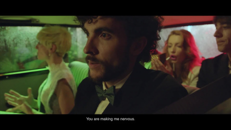 Bankia: We never agree Film by CLV Madrid, Harry