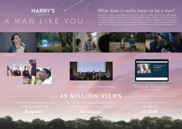 Harry's: Harry's Film by GSD&M Austin