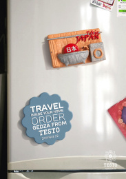 Testo: Quarantine Traveling - Tokio Japan Digital Advert by TBWA\CAC Tashkent
