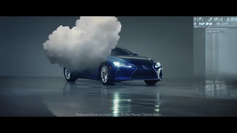 Lexus: Fast As H Film by Team One Los Angeles