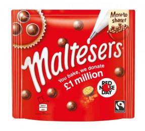 Maltesers: More To Share Bag Design & Branding