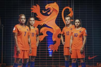 Nike: They Call Us Leeuwinnen, 3 Design & Branding by New Amsterdam Film Company, Wieden + Kennedy Amsterdam