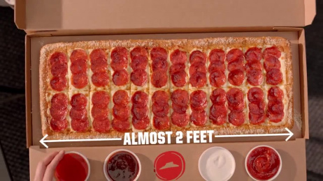 Pizza Hut: Eat And Compete Film