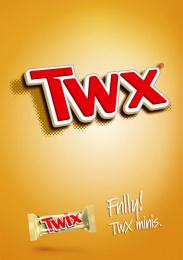 Mars: TWX Print Ad by BBDO Kyiv