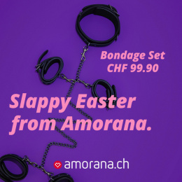 Amorana: Easter Campaign, 2 Digital Advert by PAM Advertising