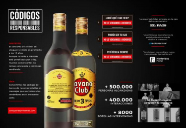 Havana Club: Códigos responsables [image] Direct marketing by Wild Films
