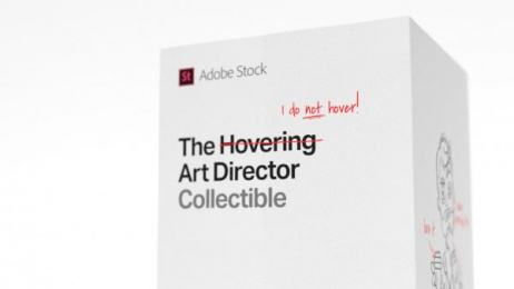 Adobe Creative Cloud: Hovering art director [image] 2 Design & Branding by Achtung! Amsterdam, YumYum London