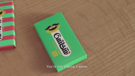 Chiclets: Chiclets' Mouth Campaign Film by J. Walter Thompson Cairo, Magic Beans film