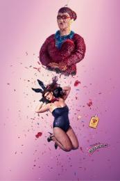 Tequila Revolucion: SEXY LADY Print Ad by DraftFCB Rio De Janeiro