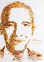 My Roti: Barack Obama Print Ad by Havas Worldwide Muscat