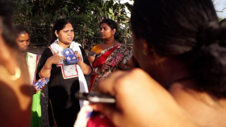 Mahindra: The Health Purse (Sehat Ka Batua) [Supporting Images] 5 Direct marketing by Grey Mumbai