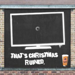 Banks's: Giant Advent Calendar, 3 Ambient Advert by Big Al's Creative Emporium