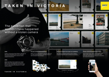 Racv: Taken in Victoria, 1 Outdoor Advert by CHE Proximity Australia