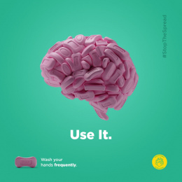 World Health Organization/ WHO: Use It Print Ad by Zuck&Berg