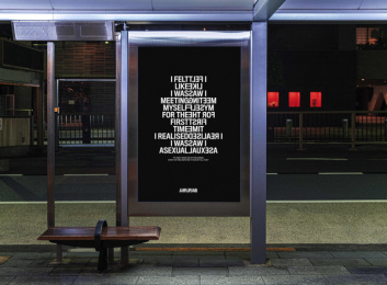 Gay Times: It can happen, it does happen, it will happen, 2 Outdoor Advert by Grey London