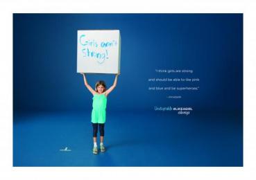 Always: Unstoppable, 4 Digital Advert by Chelsea Films, Leo Burnett Chicago, Leo Burnett Toronto