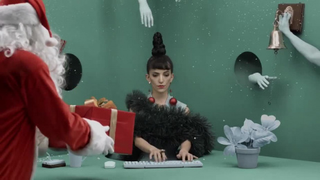 Flights.com: Christmas Film by Asteroide Filmes, Pacific Agency San Diego