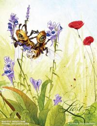 Lust Erotic Boutique: Birds & Bees, 1 Print Ad by Grey Copenhagen