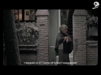Road Safety Council: GRANDMOTHER Film by Alamo Films, TBWA\Espana Madrid