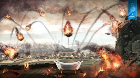 Grupo Zoom: War, 3 Print Ad by Zea BBDO Venezuela