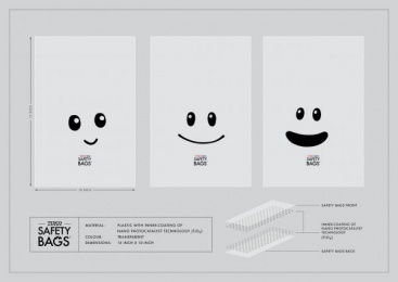 Tesco: Safety Bags, 3 Design & Branding by Cheil Hong Kong