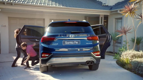 Hyundai: Back Seat Battles - Rear Occupancy Film by Innocean Worldwide Australia