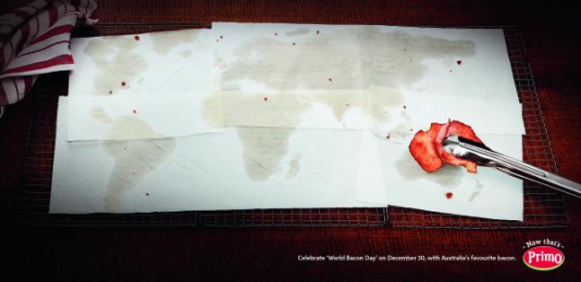Primo Smallgoods: Now that's Primo Print Ad by Ogilvy & Mather Sydney