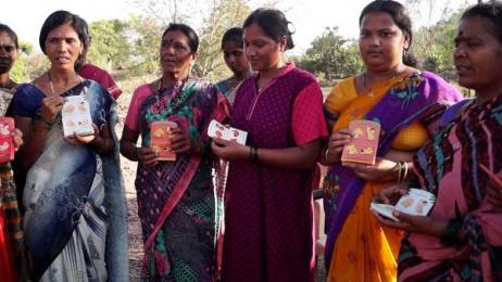 Mahindra: The Health Purse (Sehat Ka Batua) [Supporting Images] 1 Direct marketing by Grey Mumbai
