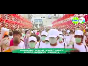 Dettol: Dettol ignites 'The Cleanliness Revolution' in India  Case study by Initiative