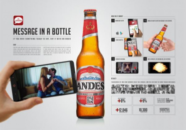 Cerveza Andes: MESSAGE IN A BOTTLE Case study by Del Campo Saatchi & Saatchi Buenos Aires