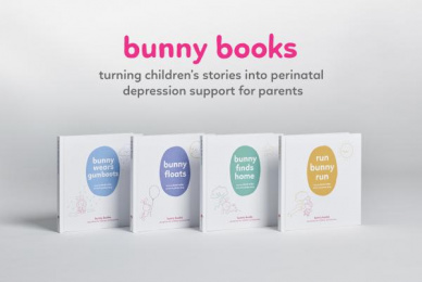 Gidget Foundation: The Little Helper Bunny Books Direct marketing by Naked Communications