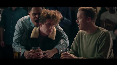 Think!: A Mate Doesn't Let A Mate Drink Drive Film by Y&R London