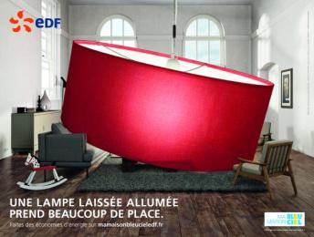 Edf Energy Supplier: EDF, Tous aux economies d'énergie, 2 Print Ad by Havas Worldwide Paris