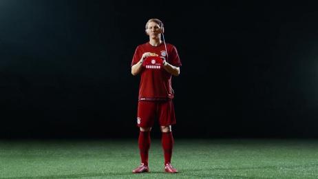 DHL: Everything FC Bayern Munic Film by 180 Amsterdam, Caviar