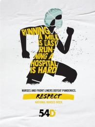 54Days: #NursesDay, 2 Digital Advert by Pico Adworks