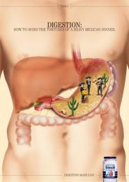 Brioschi Digestive: Brioschi Digestive Print Ad by Leagas Delaney Milan