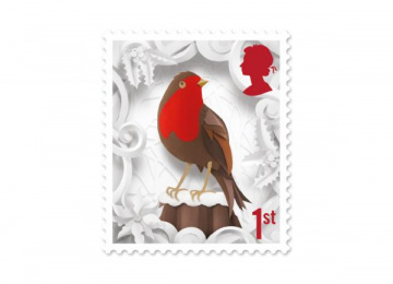 Royal Mail: Christmas Stamps 2016 Print Ad by The Chase
