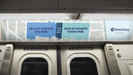 StreetEasy: Dog Park Outdoor Advert by Office Of Baby
