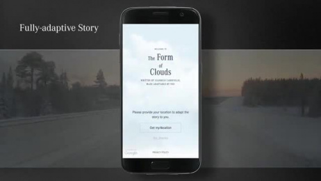 Mercedes-Benz: 4MATIC ADAPTIVE STORY [italian] Digital Advert by Psycle, Roncaglia & Wijkander