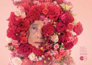 Aefi Spanish Florist Association: Red Print Ad by Y&R Madrid