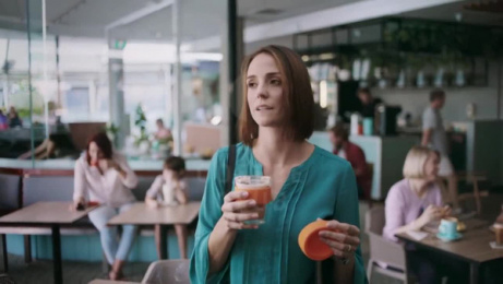 The Coffee Club: Your Happy Place, 1 Film by VMLY&R, Eight