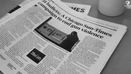 Chicago Sun Times: Design & Branding Film by Ogilvy & Mather Chicago