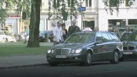 Arbeiderpartiet: Taxi Stoltenberg, 5 [alternative] Direct marketing by Pravda, Try/Apt Oslo