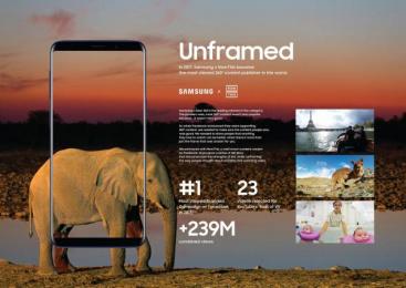 Samsung: Case study Film by R/GA New York