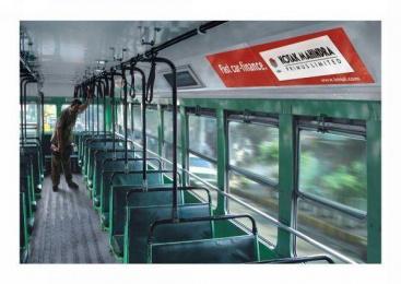 Kotak Mahindra Primus: BUS Print Ad by Quadrant Communications